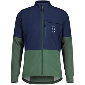 Maloja KangparM. Nordic Jacket Men, dark cypress multi